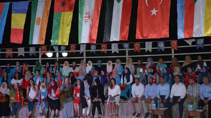 Uluslararası İslam Ülkeleri Gençleri Antalya'da Bir Araya Geldi