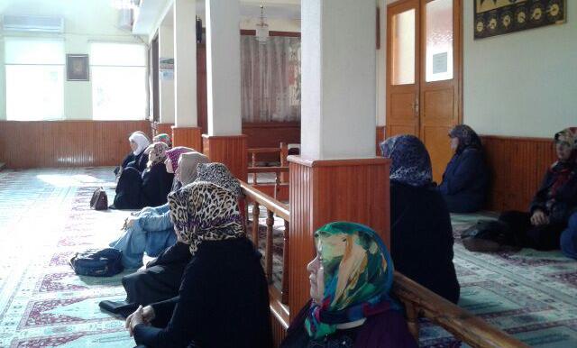 Gelibolu'da Bayanlara Özel Vaaz Programları
