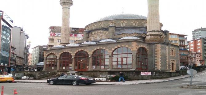 Rize'de Hırsızlar Camiye Dadandı