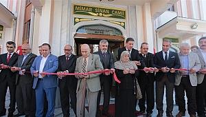 Mimar Sinan Camii ve Kur'an Kursu hizmete açıldı