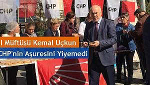 İl Müftüsü, CHP'nin Aşuresini Yiyemedi