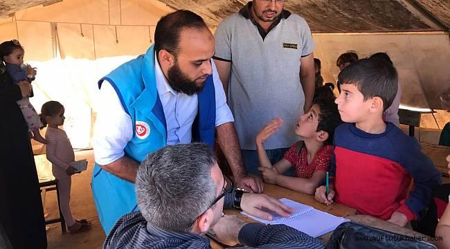 TDV'den Suriyeliler için kalıcı ve sürdürülebilir projeler