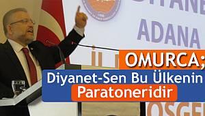 Diyanet-Sen, İl Divan Toplantısı Adana'da Yapıldı