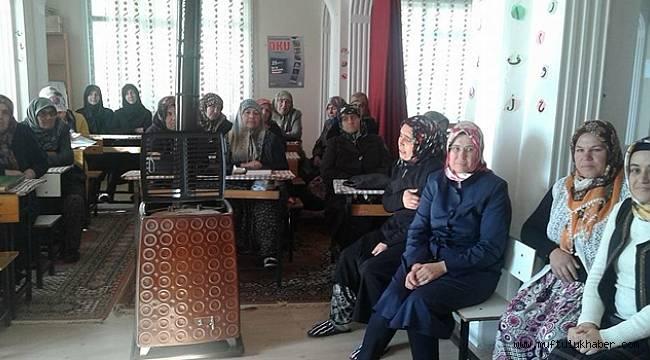 Gelibolu'da Bayanlara Özel Sohbet