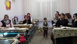 Gelibolu'da Bayanlara Tefsir Dersleri