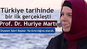 Türkiye tarihinde bir ilk gerçekleşti
