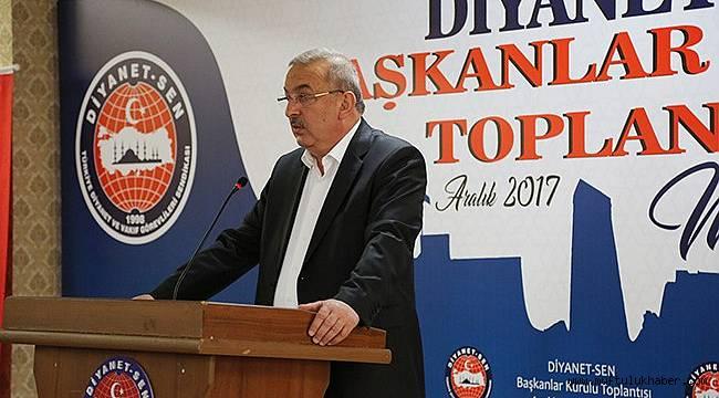 Diyanet-Sen Başkanlar Kurulu Mardin'de Başladı