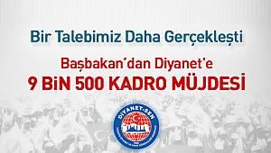 Diyanet Sen'in Toplu Sözleşme, KPDK ve KİK Talebi gerçekleşti.
