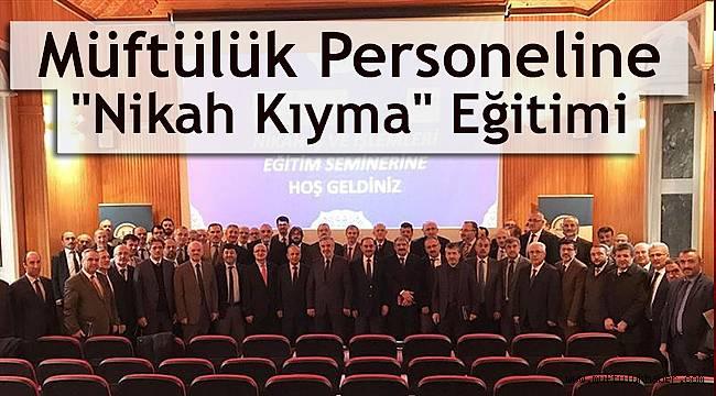 İstanbul da Müftülük Personeline