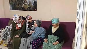 Rize Müftülüğünden Engellilere Ziyaret