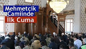 Van'da Mehmetçik Camiinde İlk Cuma