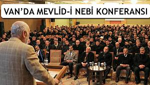 Van'da Mevlid-İ Nebi Konferansı