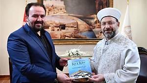 """""""Kudüs, İslam medeniyetinin en önemli miraslarındandır"""
