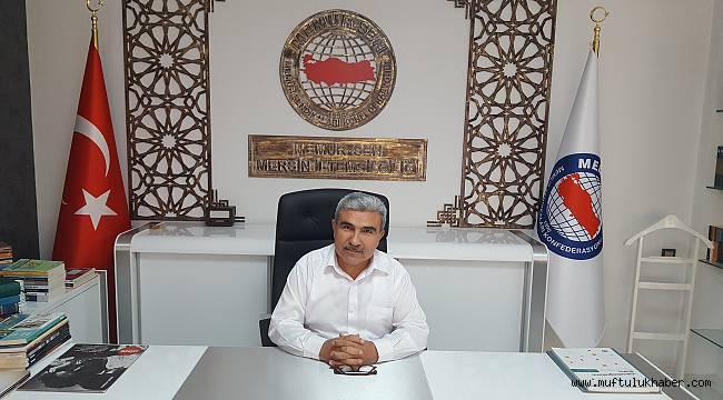 Mersin'de Hutbe okuyan imama saldırı