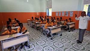 TDV eğitim projeleriyle Somali'nin geleceğini inşa ediyor