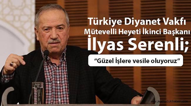 Türkiye Diyanet Vakfı 4. Yıl Sonu buluşması gerçekleşti.