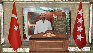 Başkan Erbaş, Hatay'da Harekat Merkezi'ni ziyaret etti