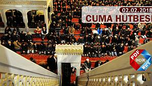 Haftanın Hutbesi; İslamın İki Ana Kaynağı Kuran ve Sünnet