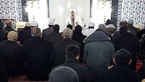 Iğdır da Afrin Şehitleri İçin Helva Dağıtıldı