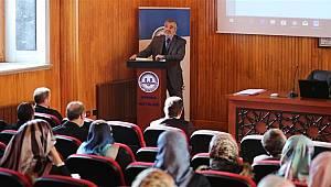 İstanbul Müftülüğü Eğitim Kurulu Toplantısı Yapıldı