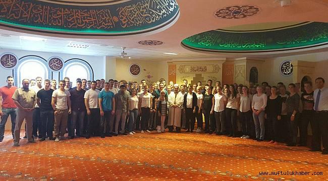 Polis Akademisi öğrencilerinden ziyaret