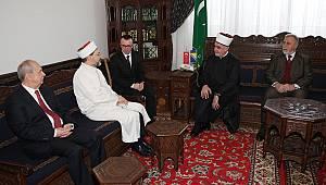 Başkan Erbaş, Bosna Hersek'te