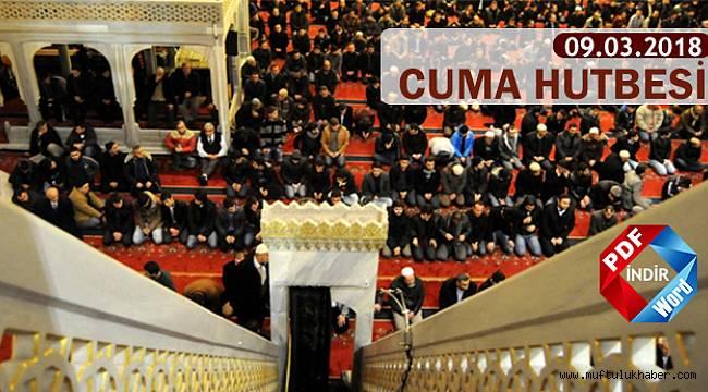 Cuma Hutbesi;İslam'da Kadın: Adalet, Merhamet ve Hakkaniyet