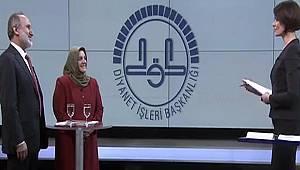 Din İşleri Yüksek Kurulu Başkanı Keleş TRT Haber de