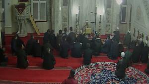 """Rize Taşçıoğlu Camii'nde """"Tefsir'ül Veciz"""" Dersleri"""