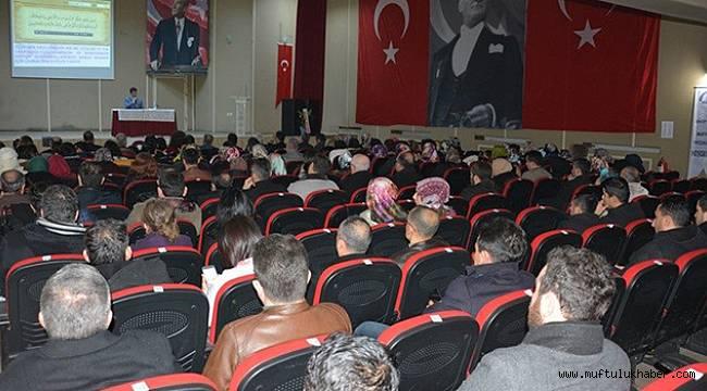 Sinop'ta Adalet ve Hakkaniyet Bağlamında Kadın Konferansı