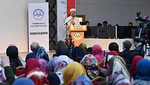 Başkan ERBAŞ;Sevgi Evleri ödül törenine katıldı.