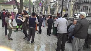 Gelibolu Gazi Süleyman Paşa Camii'nde Öğrencilere İkram