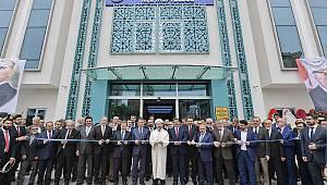 Küçükçekmece Müftülüğü Yeni Hizmet Binası dualarla açıldı