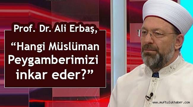 Ali Erbaş,
