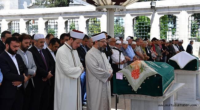 81 ilde Filistinliler için gıyabi cenaze namazı kılındı