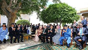 Başkan Ali Erbaş, Buhara'yı ziyaret etti