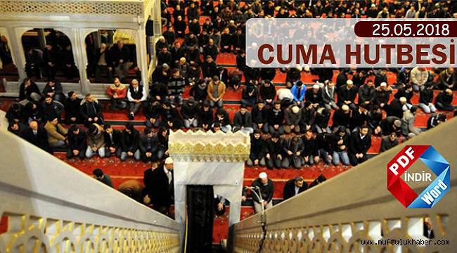 Haftanın Hutbesi,Oruç ve Kur'ân Ayı Ramazan
