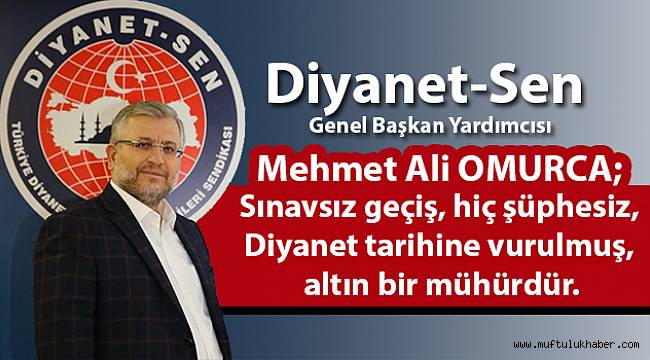Mehmet Ali OMURCA;Sen Yoksan Biz Bir Eksiğiz.