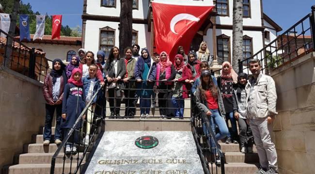 Sinop İl Müftülüğünden Kültür Gezileri