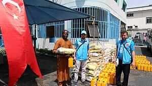 TDV ramazanda Nijerya'daki mültecileri unutmadı
