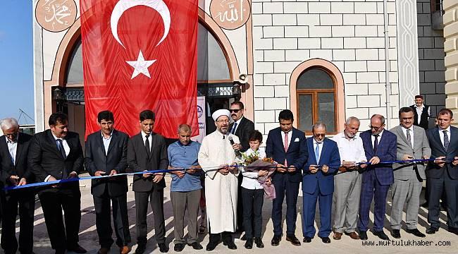 Fatsa'da Hasanoğlu Kur'an Kursu dualarla açıldı
