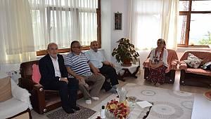 Giresun Müftülüğünden Şehit ailelerine ziyaret