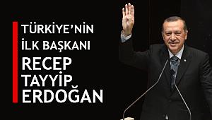 Türkiye'nin İlk BaşkanI