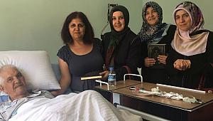 Yalova İl Müftülüğü'nden Huzurevi Ziyareti