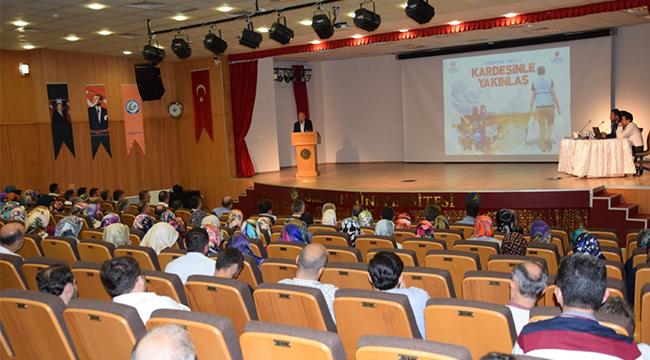 Giresun da 'Din istismarıyla mücadele' semineri