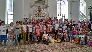 Yaz Kur'an Kursu Öğrencilerinden Muhteşem Performans