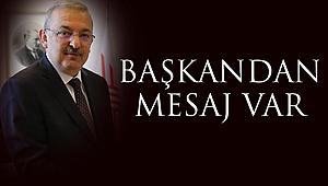 Başkandan Mesaj Var..