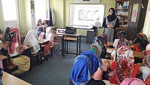 Erzurum Oltu da Aile ve Dini Rehberlik Seminerleri