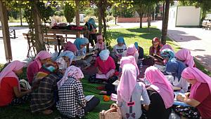 Gelibolu'da Yaz Kur'an Kursları Cıvıl Cıvıl