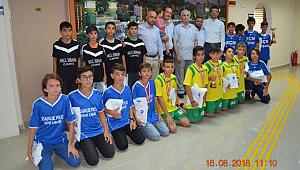 Yalova Müftülüğünden Yaz Kursları Futbol Turnuvası